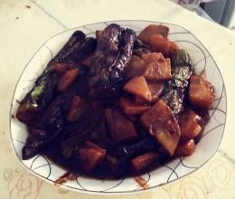 酱茄子(无葱姜蒜版)