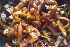 干菜(榨菜)