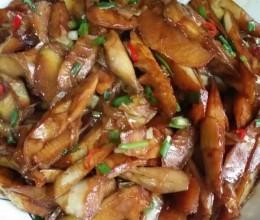 蚝油焖春笋