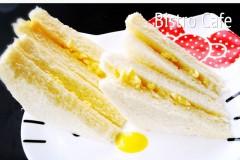 鸡蛋三明治(简易版)