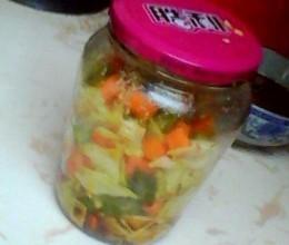 日常小咸菜