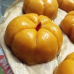 萌萌哒南瓜饼