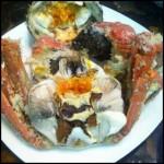 日式盐焗蟹