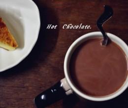 调制可可热饮Cocoa
