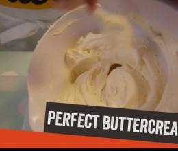 butter cream 奶油霜