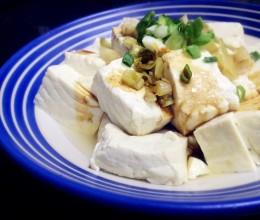 工作日的晚餐-热拌豆腐