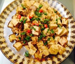 晚餐 麻婆豆腐之金枪鱼罐头版
