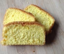 鸭蛋海绵蛋糕