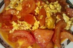 不放味精的西红柿炒鸡蛋(LY)