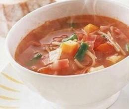 陈皮萝卜汤