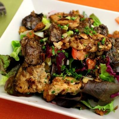 法式布雷斯沙拉 Salade bressane