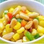 青少年健脑益智的菜--松仁玉米