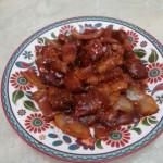 韩式辣酱烧肉
