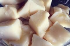 杏仁豆腐(无糖脱脂牛奶版)