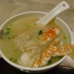 鮮美海蟹粥