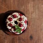 樱桃红丝绒裸蛋糕【山姆厨房】