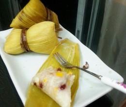 玉米叶粽子