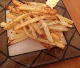 空气炸锅版炸薯条