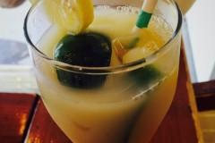 绿檬养乐多