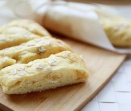 燕麦乳酪软欧包