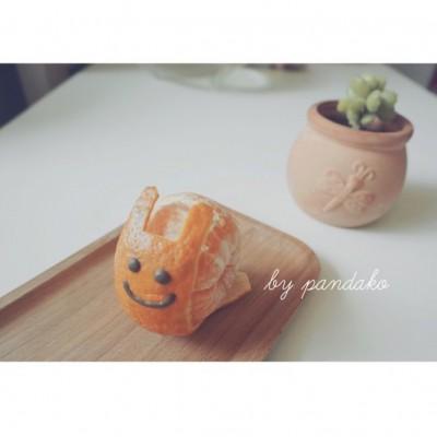 我是一只蜗牛♡宝宝饭~桔子蜗牛:)
