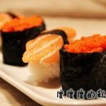 日式三文鱼寿司