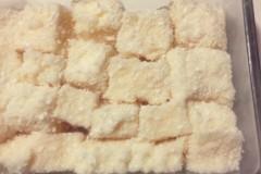 椰蓉棉花糖牛奶布丁