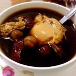 红枣桂圆鸡蛋糖水