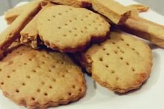 全麦消化饼干(君之版)