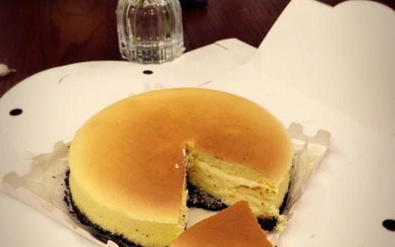 6寸奥利奥底轻芝士蛋糕