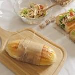 速配营养餐--奶酪哈斯&鸡肉沙拉