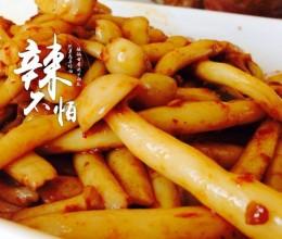 辣炒海鲜菇