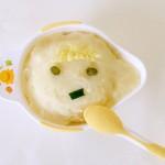 #宝宝辅食#之 牛奶土豆泥