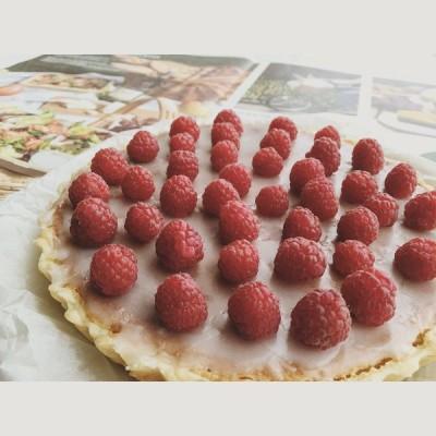 【my little nordic kitchen】树莓杏仁塔