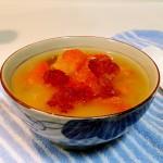 木瓜桃膠魚湯