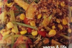 意式红烩藜麦饭