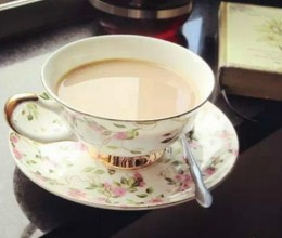 可可伯爵奶茶