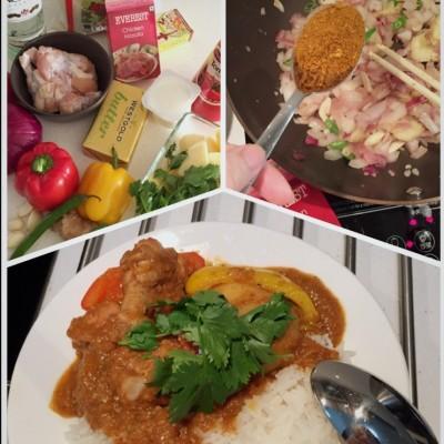 印度咖喱饭