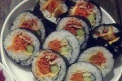韓式紫菜卷飯