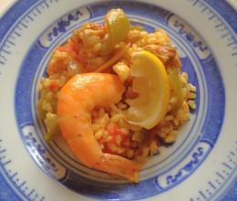 BBC美食之旅の西班牙海鲜饭Paella