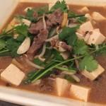 牛肉豆腐杂煮