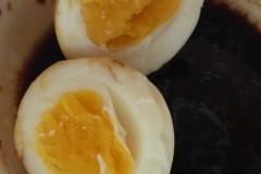 水煮鸡蛋及酱油拌蛋