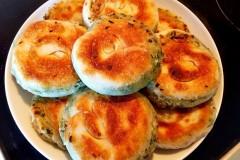 葱花饼(酥油版)