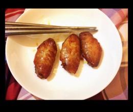 韩式辣酱烤翅
