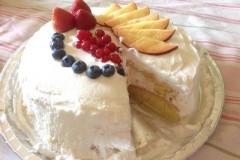 水果蛋糕(无烤箱版)