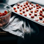 油渍小番茄 / tomate confit