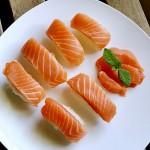 三文鱼寿司 附寿司米饭做法