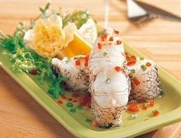 青葱红椒银鳕鱼