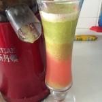 西柚猕猴桃汁