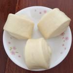 奶香浓郁的广式馒头